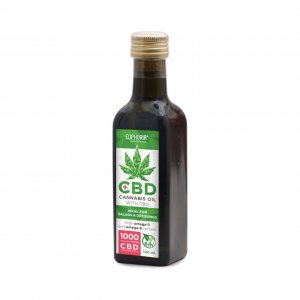 Cannabis Oil with CBD