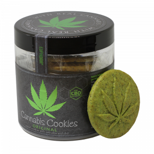 Cannabis Cookies Original