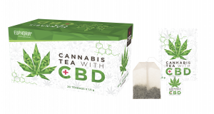 Cannabis Tea with CBD