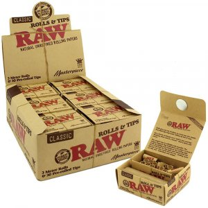 RAW Classic Masterpiece Kingsize