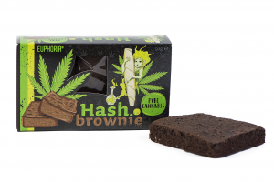 Hash Brownie Pure Cannabis
