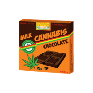 Cannabis Milk Chocolate
