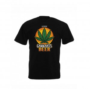 Cannabis Beer T-shirt