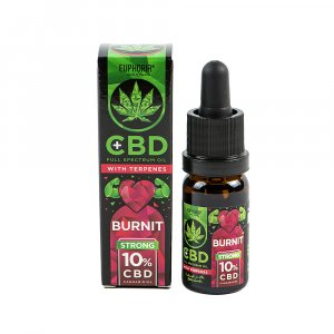 CBD Oil 10% with Terpene: Burnit