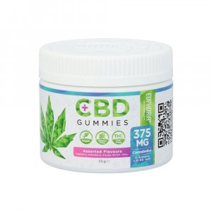 CBD Gummies 375 mg