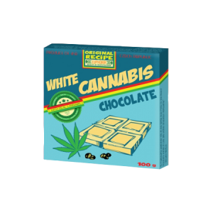 Cannabis White Chocolate