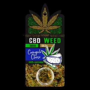 CBD Weed Euphoria Citric | EUPHORIA - Cannabis Food & Drinks