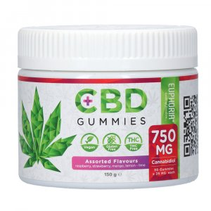 CBD Gummies 750 mg