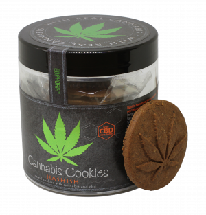 Cannabis Cookies Hashish