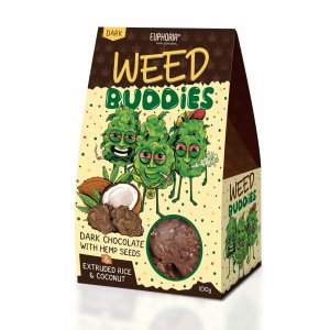 Weed Buddies Dark