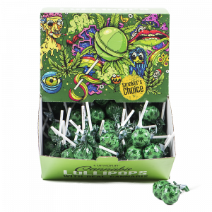 Cannabis Lollipops Big Pack