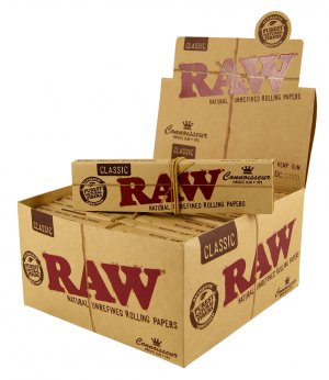 RAW Classic Connoisseur Kingsize